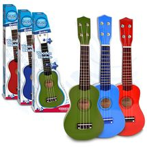 BONTEMPI - Dřevěné ukulele 52,5 cm barevné 225311