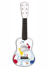 BONTEMPI - Klasická dřevěná kytara 55 cm s moderním designem 225511