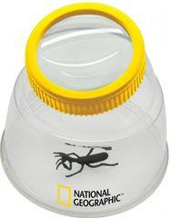 BRESSER - National Geographic Lupa na pozorování hmyzu XXL 5X