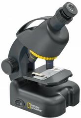 BRESSER - National Geographic Mikroskop se smartphone adaptérem