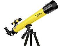 BRESSER - National Geographic Teleskop CA 50/600 AZ