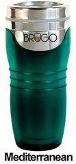 BRUGO - Termohrnek 450 ml - Mediterranean