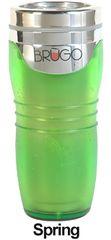 BRUGO - Termohrnek 450 ml - Spring