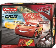 CARRERA - Autodráha GO 62417 Cars 3 Racing Center