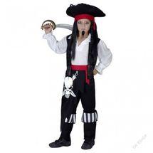 CASALLIA - Karnevalový kostým Pirát S
