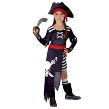 CASALLIA - Karnevalový kostým pirátka - S