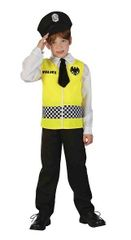 CASALLIA - Karnevalový kostým Policista - M