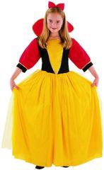 CASALLIA - Karnevalový kostým Sněhurka (velikost M)