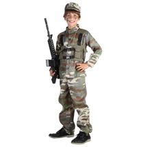 CASALLIA - Karnevalový kostým Voják - M