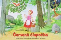 Červená čiapočka - Jana Semelková