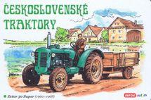Československé traktory