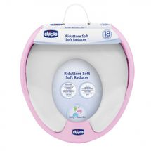 Chicco - Adaptér na WC Soft - růžový