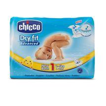 CHICCO - Plenky Newborn 27 ks