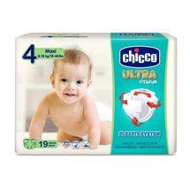 CHICCO - Jednorázové pleny Ultra Maxi 8-18kg 19ks