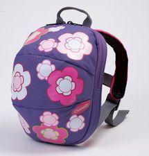 CLIPPASAFE - Dětský batoh s odnímatelným vodítkem, Flower