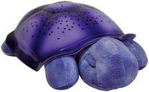cloud b - Noční světélko - Fialová želva