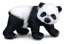 COLLECTA - Panda Velká - Mládě