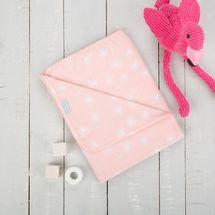 CUDDLECO - Jarní/letní deka, Sugar Plum Pink
