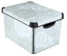 CURVER - Box úložný dekorativní L, Romance