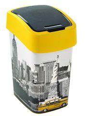 CURVER - Odpadkový koš Flipbin 25l NEW YORK