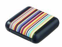 CURVER - Organizér POCKET XS stripes