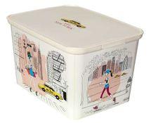 CURVER - úložný box AMSTERDAM L Miss New York