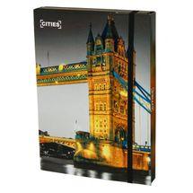 DASAO - Box na sešity A4 Cities - Londýn