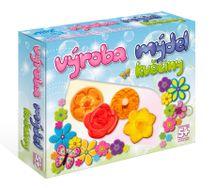 DETIART - Výroba Mýdla - Květiny