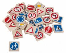 DETOA - Pexeso dopravní značky