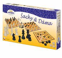 DETOA - Šachy a Dáma