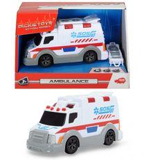 DICKIE - Action Series Mini Ambulance 15 cm