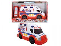 DICKIE - Action Series Mini Ambulance 33cm, světlo, zvuk