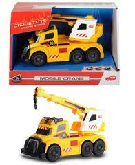 DICKIE - Action Series Mini Autojeřáb 15 cm