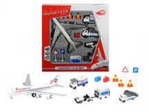 DICKIE - Letiště hrací set