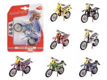 DICKIE - Motocykl Cross 12 Cm
