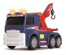 DICKIE TOYS - 3302007 Odtahový vůz 15 cm se světlem a zvukem