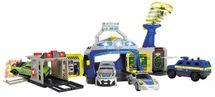 DICKIE TOYS - 3719011 Velká policejní základna