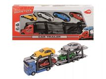 DICKIE TOYS - 3745000 Autotransporter + 4 autíčka