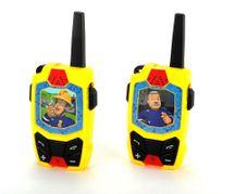 DICKIE TOYS - Vysílačky Walkie Talkie Sam 3093001