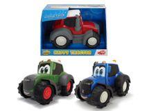 DICKIE - Traktor Happy 25 Cm, 2 Druhy