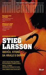 Dievča, ktoré sa hralo s ohnom - Larsson Stieg