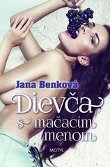 Dievča s mačacím menom - Jana Benková