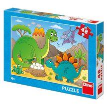 DINO - Dinosauři 48 dílků
