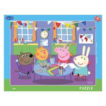 DINO - PePa Pig:Ve školce 40D deskové