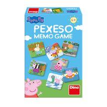 DINO - Peppa Pig pexeso
