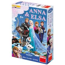 DINOTOYS - Ledové království Anna a Elsa