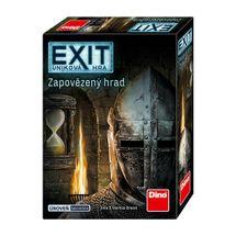 DINOTOYS - Společenská úniková hra EXIT Zapomenutý hrad