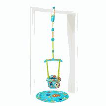DISNEY BABY - Skákadlo do dveří Finding Nemo 2v1 6m +, do 12kg, 2016