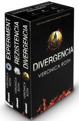 Set Divergencia mv - Veronica Roth