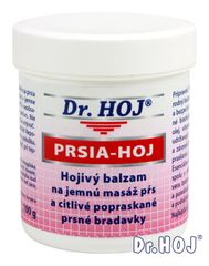 DR.HOJ - PRSA-Hoj Hojivý balzám na jemnou masáž prsou a citlivé popraskané prsní bradavky 100 g